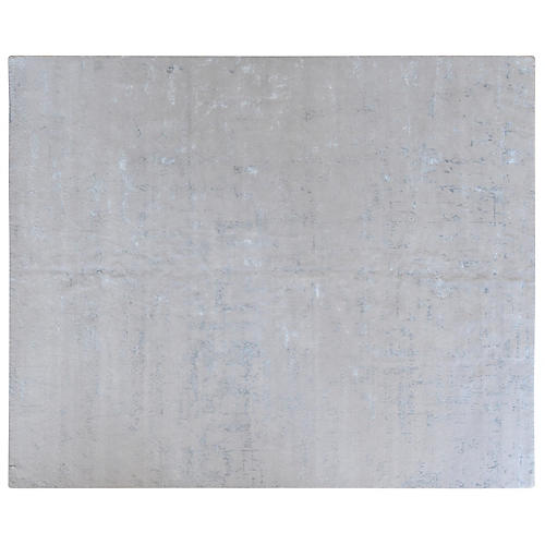 Signy Hand-Knotted Rug, Gray