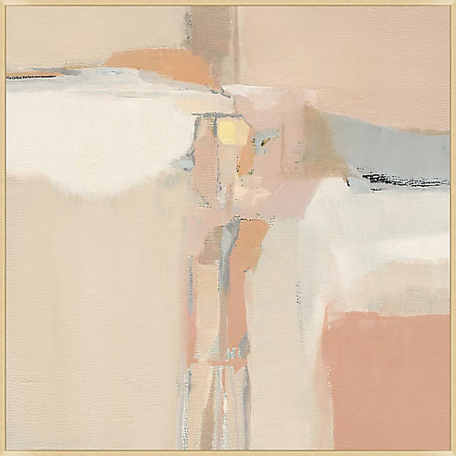 Lillian August, Abstract Crossings