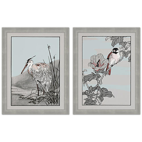 Japanese Bird Set