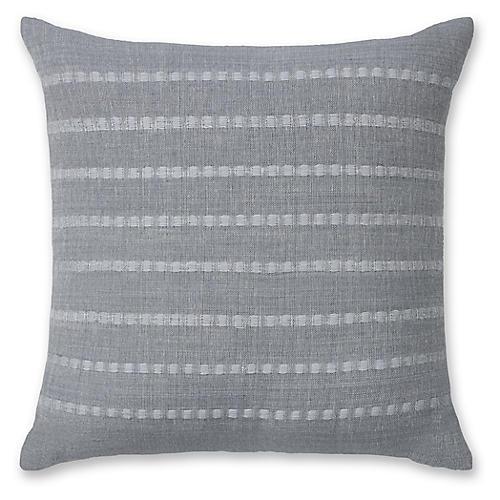 Bati 18x18 pillow, Mist