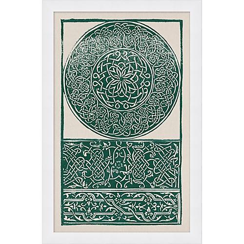 Mandala Panel I