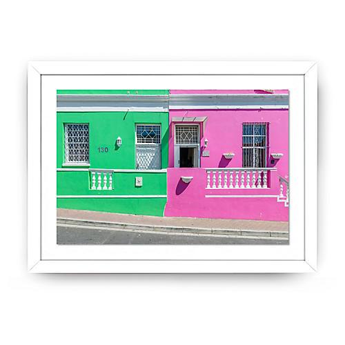 Richard Silver, Bo Kaap Green and Pink