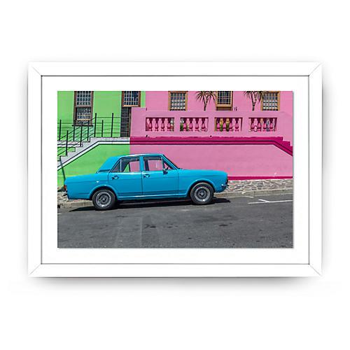 Richard Silver, Bo Kapp Blue Car