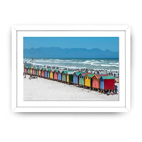 Richard Silver, Muizenberg Beach Huts