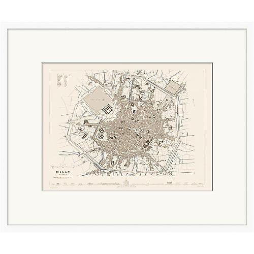 Lillian August, Euro Map IV