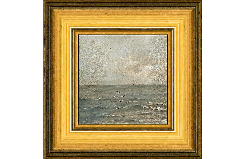 Lauren Liess, Gray Horizon II