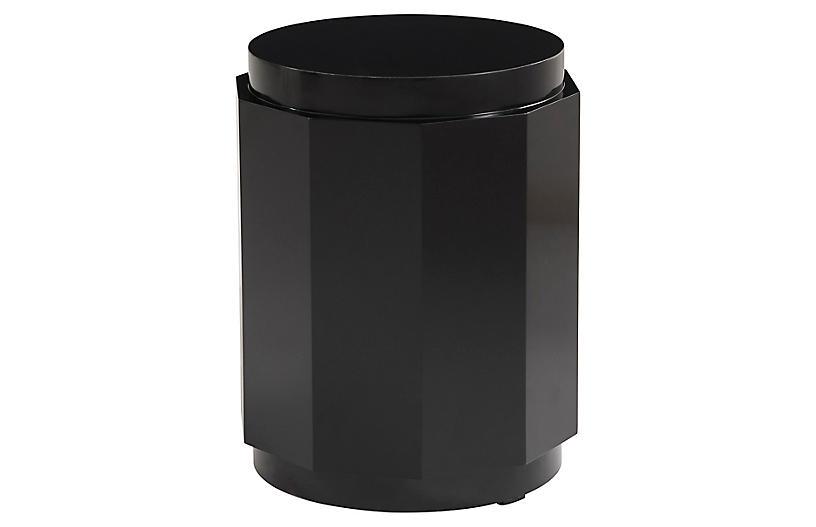 Perrin Side Table, Black