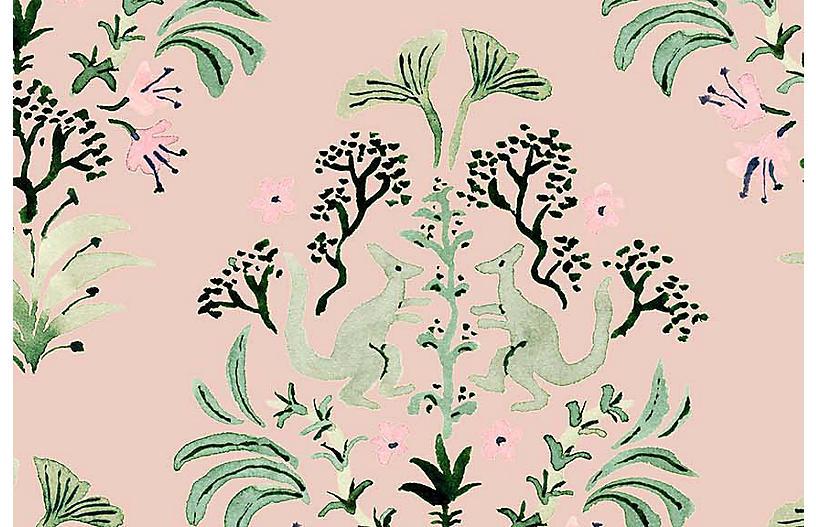 Vikki Chu Med. Dino 1 Wallpaper, Dogwood