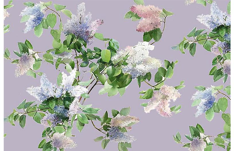 Helen Strom Lg. Lilas Wallpaper, Lilac