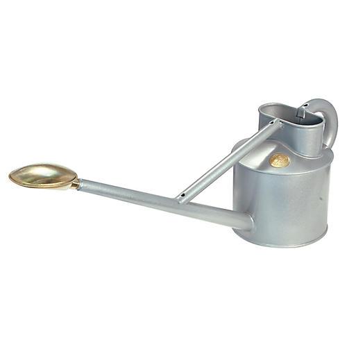 """25"""" Elete Professional Watering Can, Titanium"""