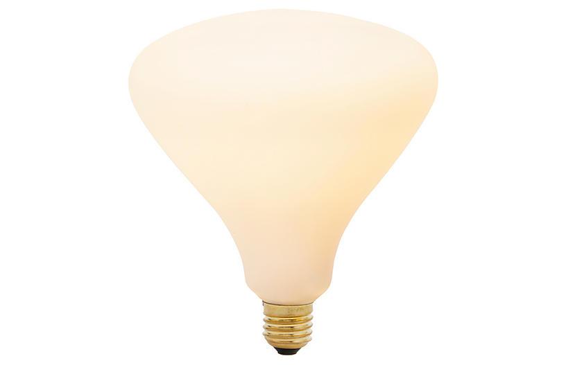 6W Noma Light Bulb, Porcelain