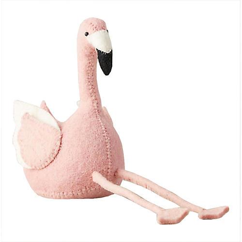 Floppy Flamingo Bookstopper, Pink