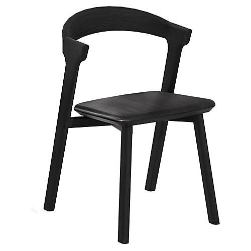 Bok Side Chair, Black