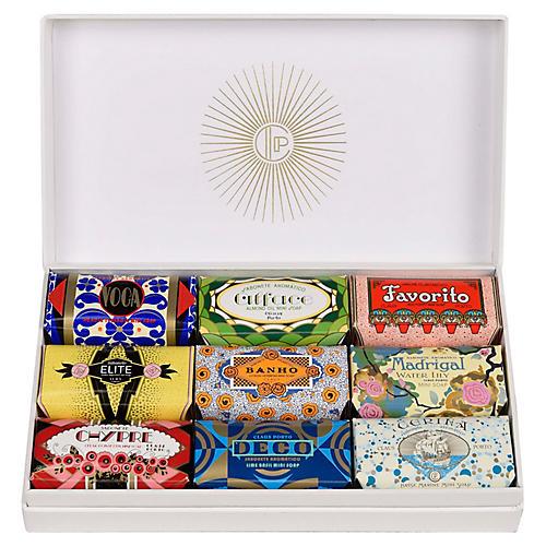 Gift Box 9 Mini Soaps