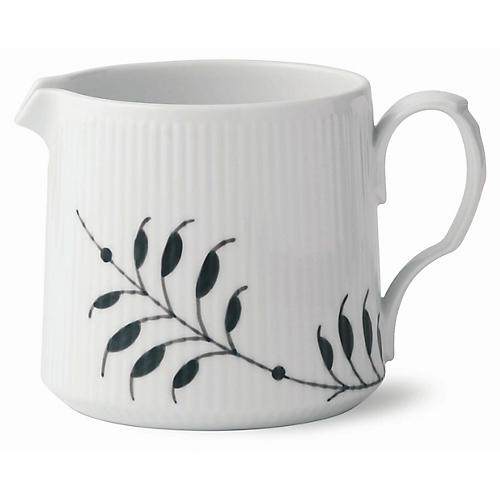 Mega Pitcher, White/Black