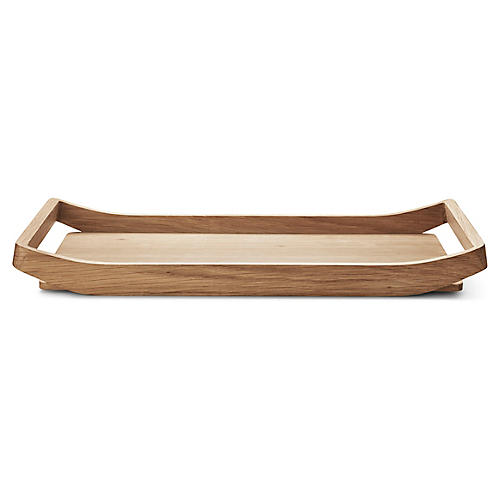 Barbry Tray, Natural