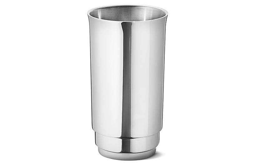 Manhattan Wine Cooler, Silver