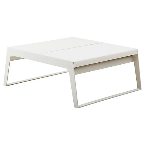 Chill Out Coffee Table, White
