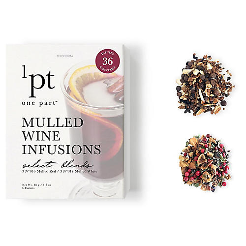 Mulled Wine Cocktail Infusions