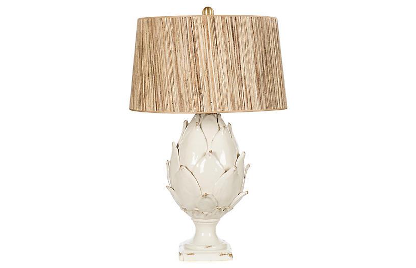 Artichoke Table Lamp, Warm White