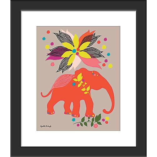 Elizabeth Grubaugh, Elephant