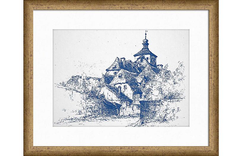 Landscape Sketch I