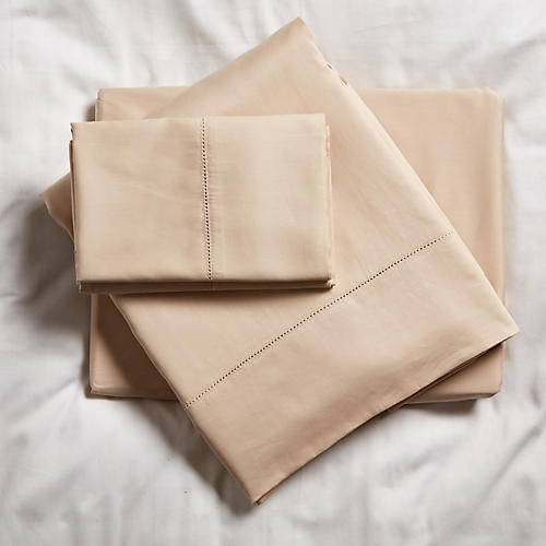 Opus Sheet Set, Linen