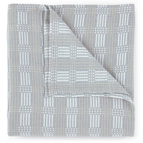 Westport Throw, White