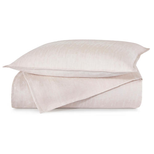 Malibu Duvet Set, Blush