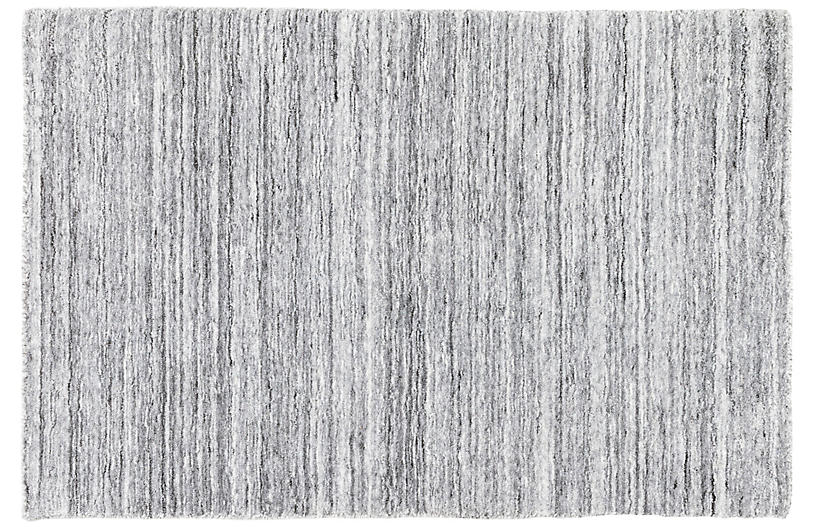 Nordic Hand-Knotted Rug