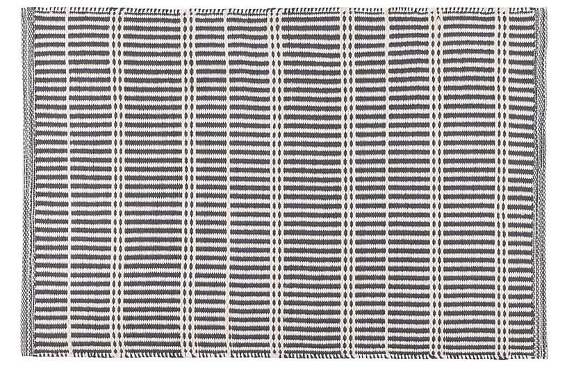 Marlo Indoor/Outdoor Rug, Shale