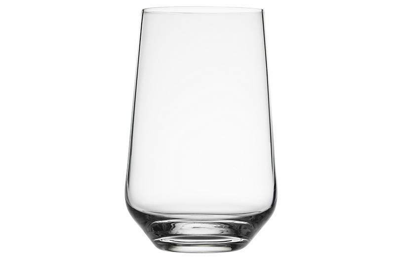 S/2 Essence Universal Glasses, Clear
