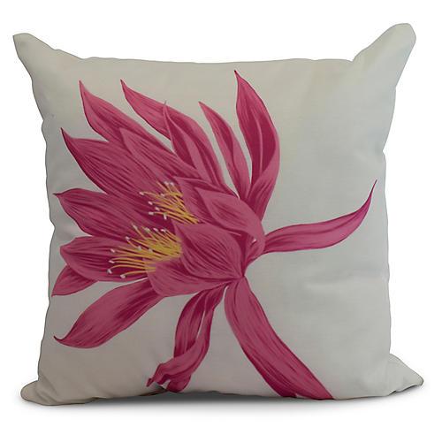 Bloom Pillow, Pink