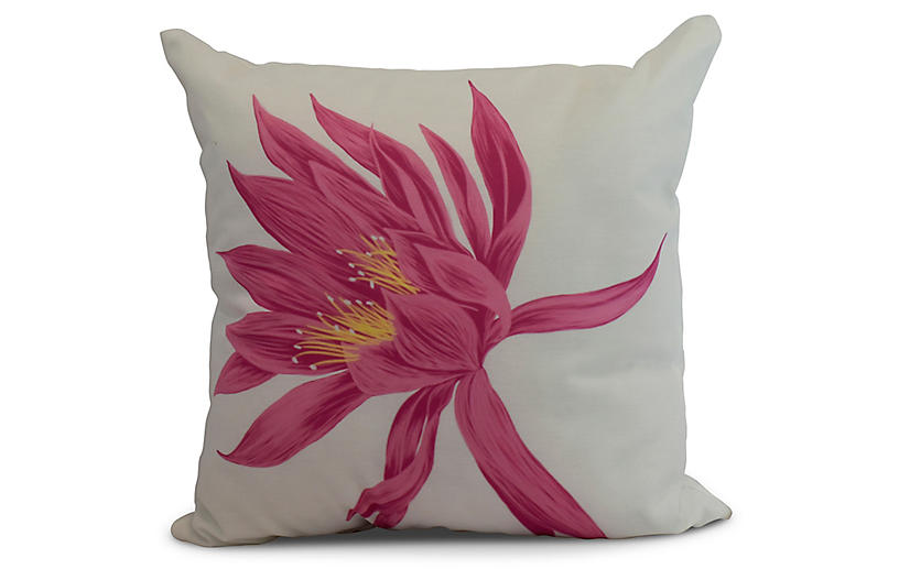 Bloom Pillow, Pink