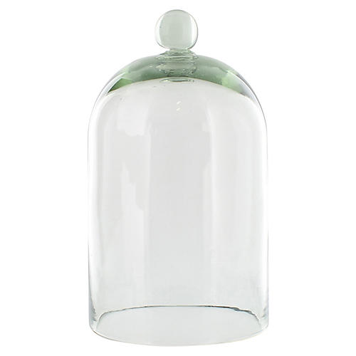 "14"" Bliss Cloche, Clear"