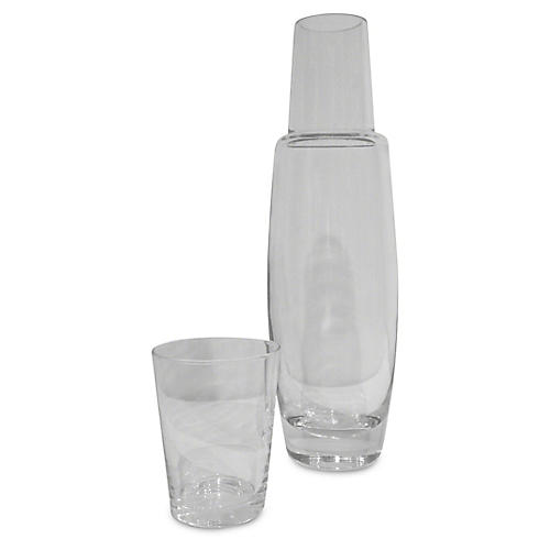 Continuous Carafe, Clear