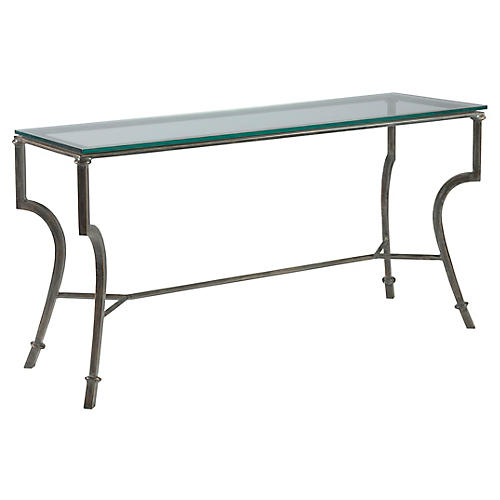 Syrah Console, St. Laurent Iron