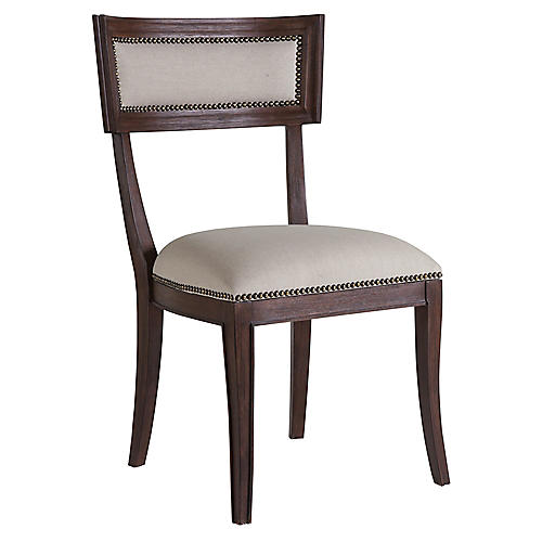 Apertif Side Chair, Marrone Brown