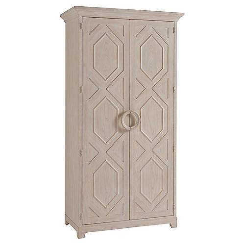 Pacific Coast Cabinet, Whitewash