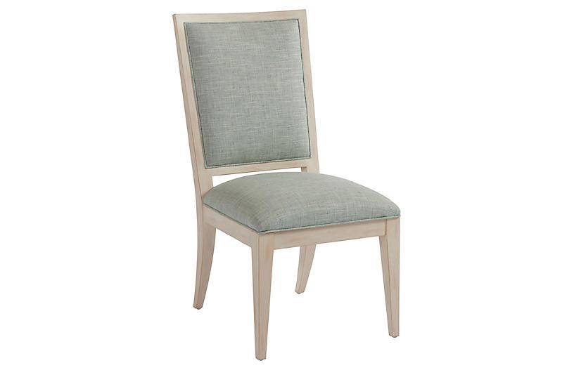 Eastbluff Side Chair, Sea Glass