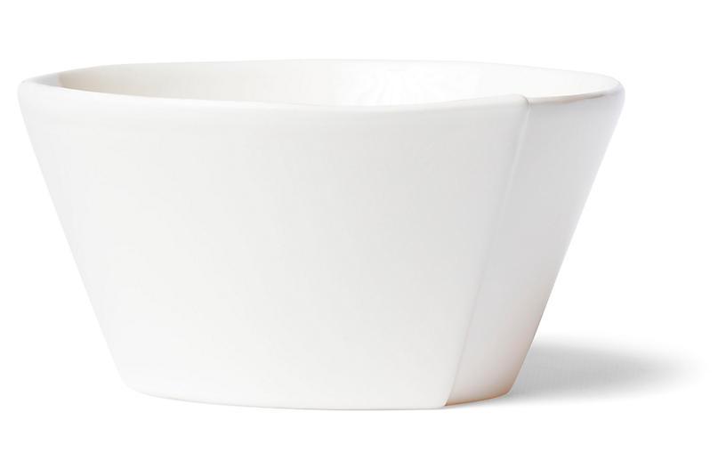Lastra Melamine Stacking Cereal Bowl, Linen