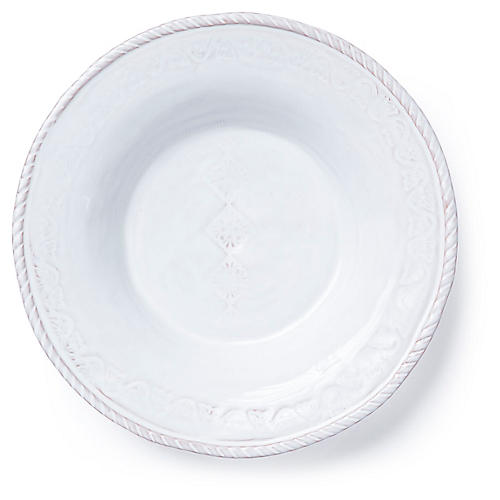 Bellezza Pasta Bowl, White
