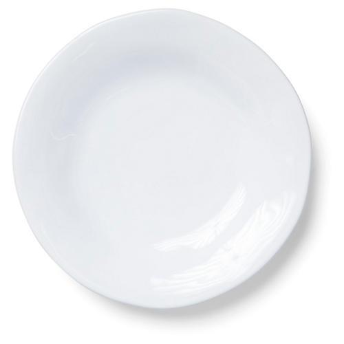 Aurora Dinner Plate, Snow