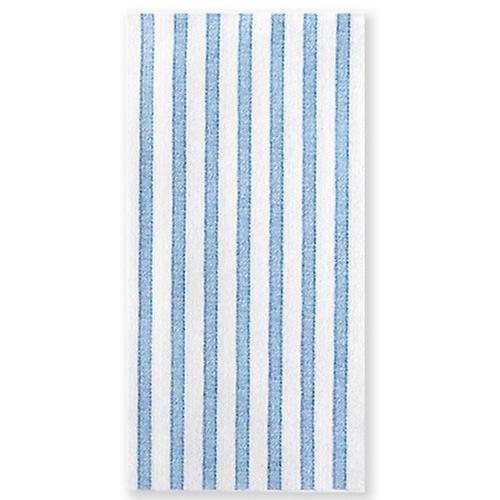 S/50 Papersoft Capri Guest Towels, Light Blue