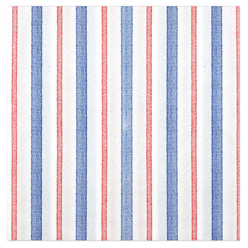 S/20 Papersoft Dinner Napkins, Americana