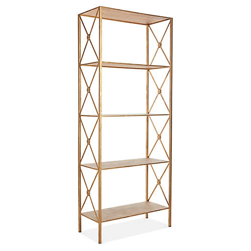 Outstanding Bookcases Etageres Modern Luxury Bookshelves One Interior Design Ideas Clesiryabchikinfo