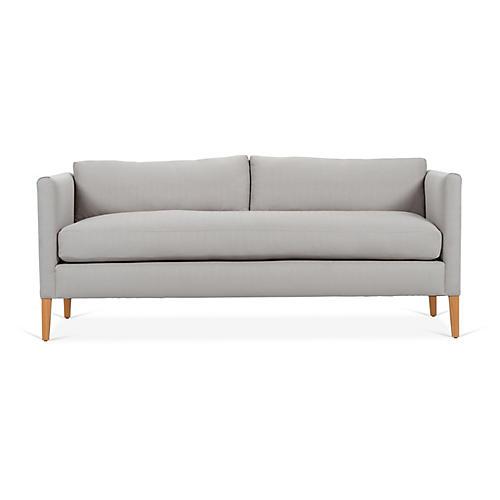 Albee Sofa, Gray