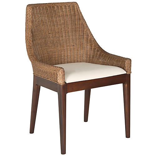 Lenox Side Chair, Toffee