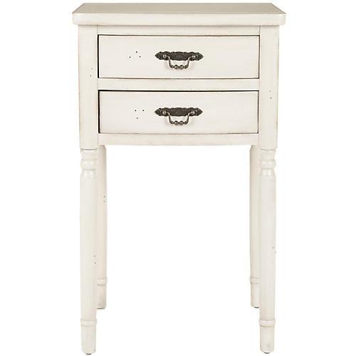 Montcrest Nightstand, White
