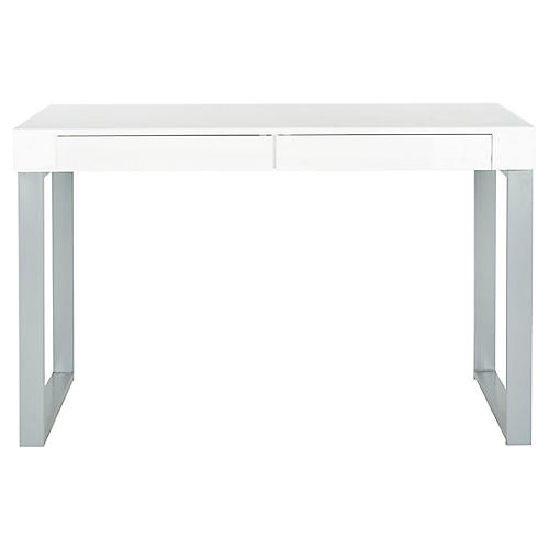 Kenneth Desk, White